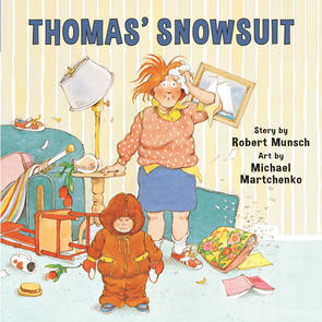 Thomas' Snowsuit (Annikin Miniature Edition)