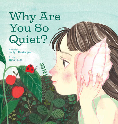 Pre-order deal for Why Are You So Quiet?