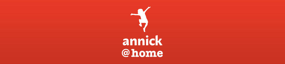 Annick @ Home logo